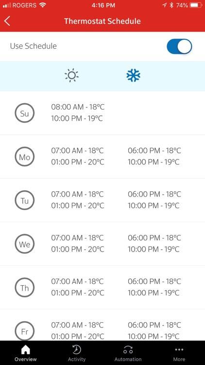 Rogers Smart Home Monitoring screenshot-3
