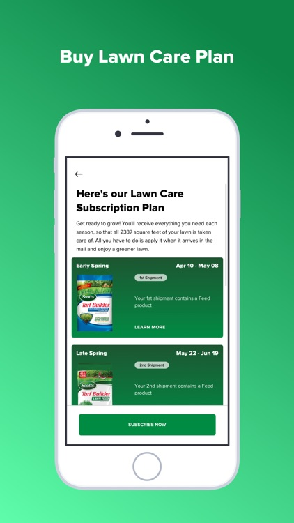 My Lawn: A Guide to Lawn Care screenshot-4