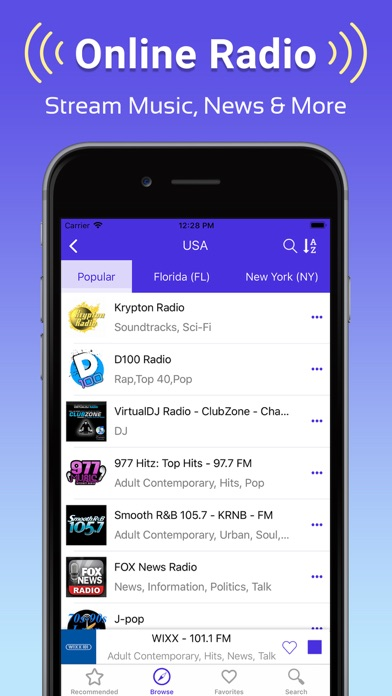 Radio FM: Music, News & Sports wiki review and how to guide
