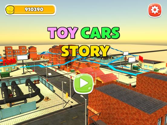 Toy Cars Story 3D: Drive Sims на iPad