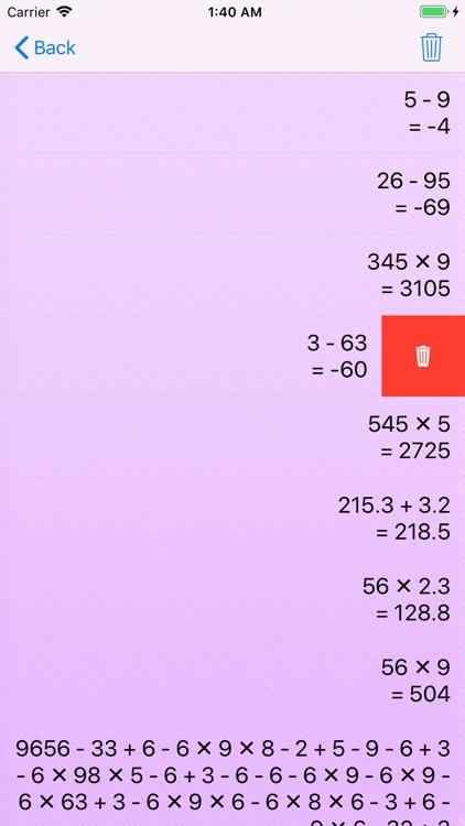 Calculator - Modern & Simple screenshot-3