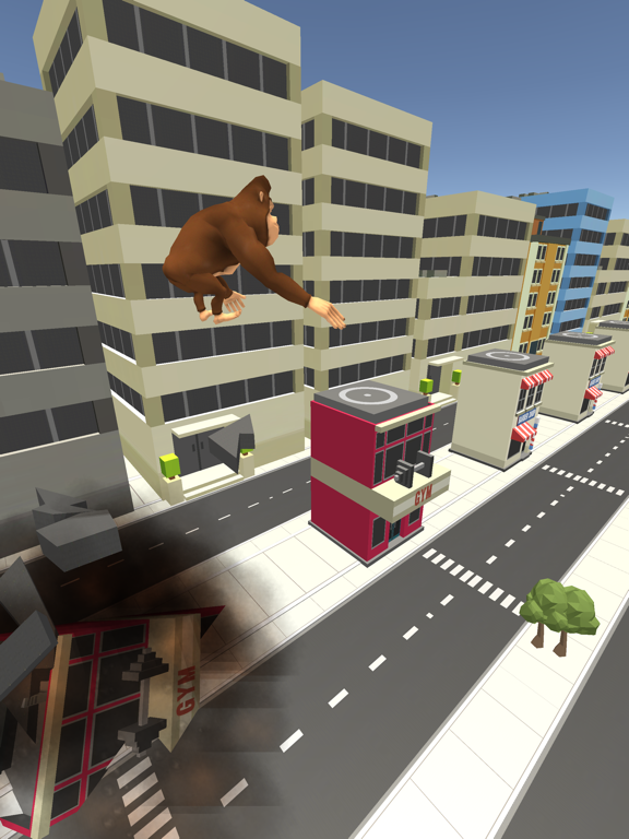 Fury Monkey screenshot 7