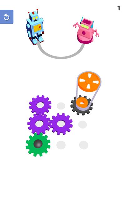 Gear Puzzle 3D Screenshot
