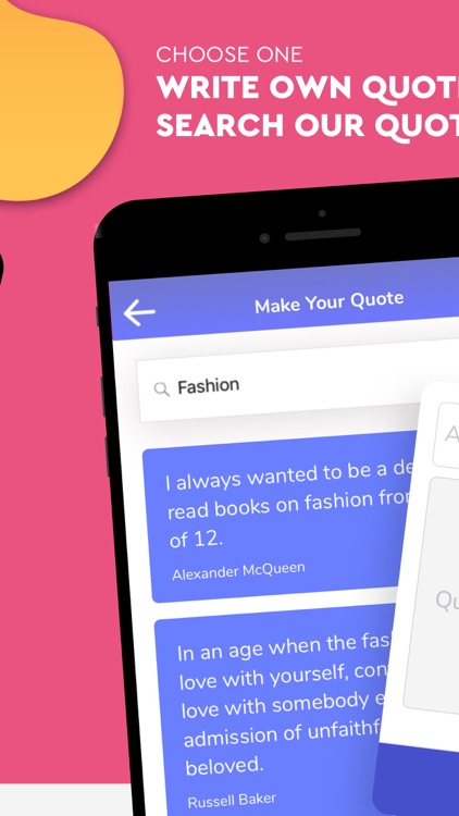 Quote Maker - Make Own Quote