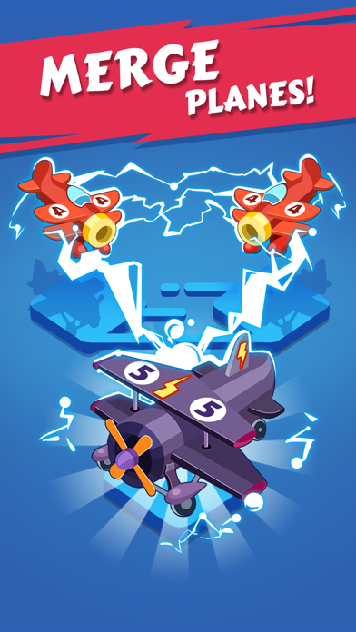 Merge Plane - Best Idle Game for windows pc