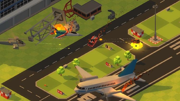 Shooting games: King Survival screenshot-4
