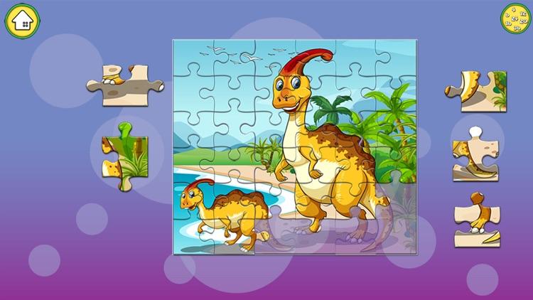 Animal Puzzles & Shape Builder screenshot-4