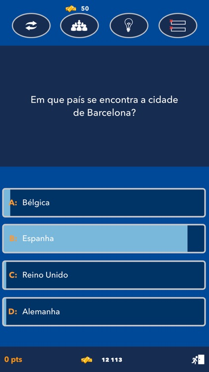 Quiz Conhecimentos Gerais BR screenshot-5