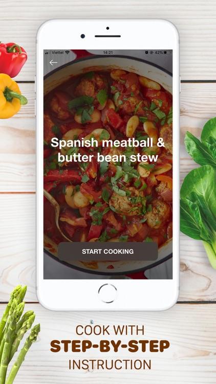 Healthy Recipes - Tasty Food screenshot-4