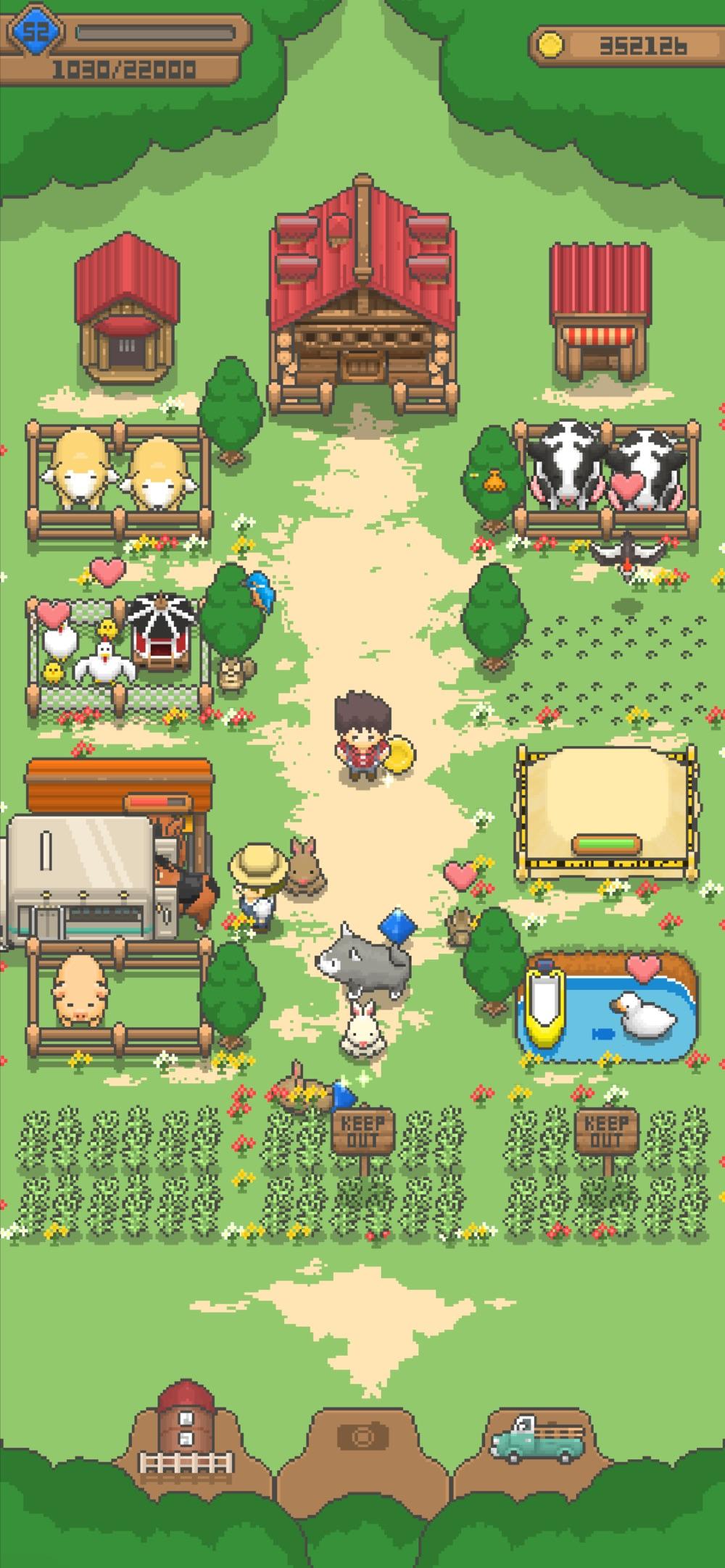 Tiny Pixel Farm - Go Farm Life hack tool