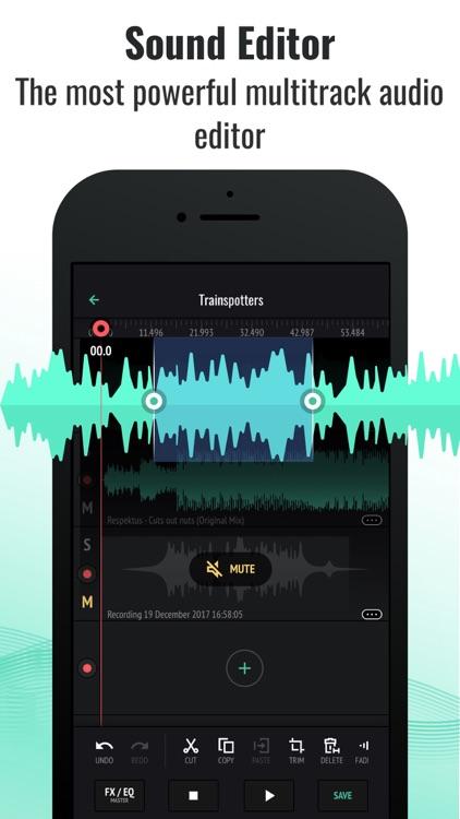 Sound Editor: Audio Changer