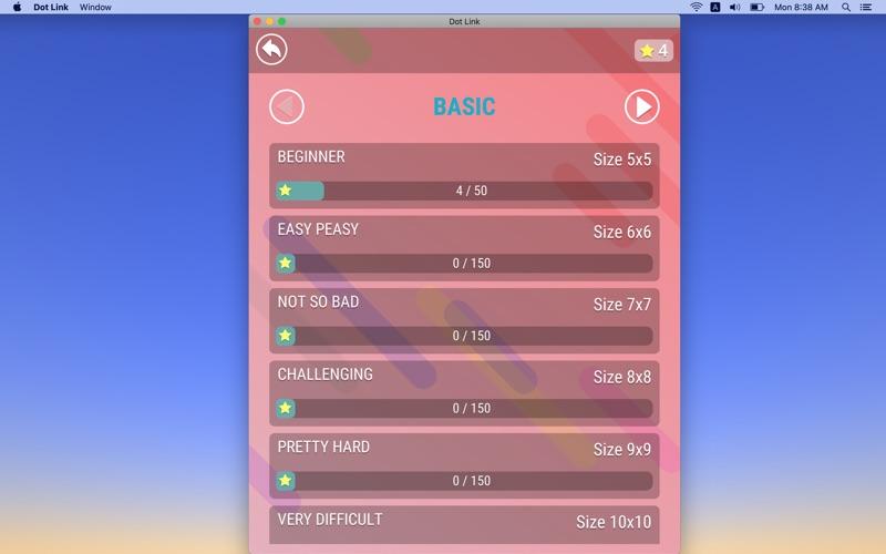 Dot Link - Fill Block for Mac