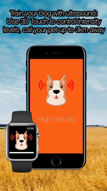 Dog Whistler PRO: Pet Training screenshot-3