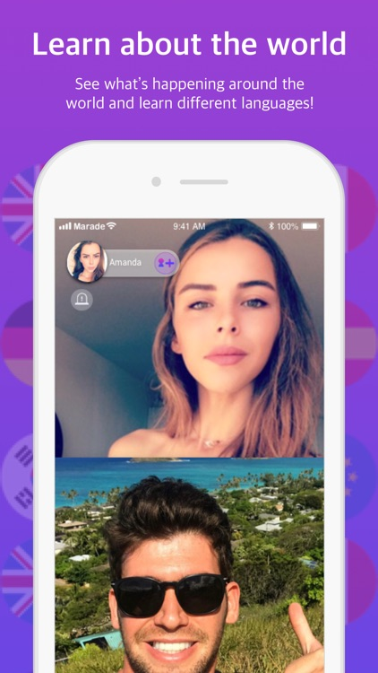 MARADE-Video Chat& Live Stream screenshot-5