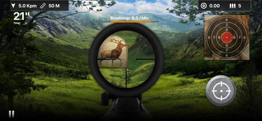 Deer Target Shooting Cheat Codes