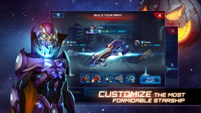 Galaxy Legend free Credits hack