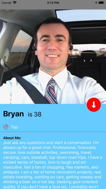 Gay Dating: U.S. & Overseas. screenshot-4