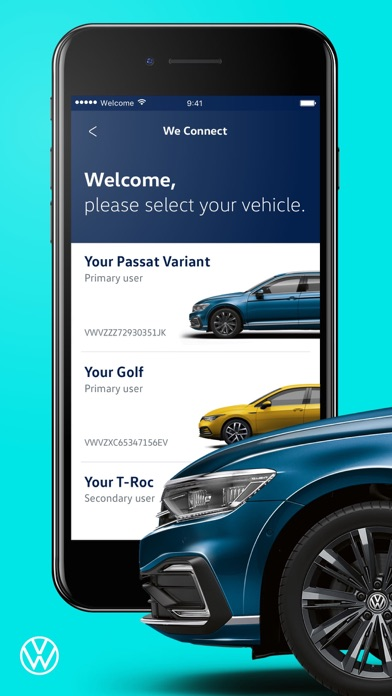 Volkswagen We Connect screenshot three