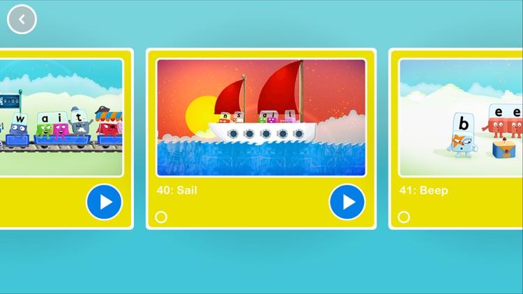 Alphablocks: Watch and Learn screenshot-3
