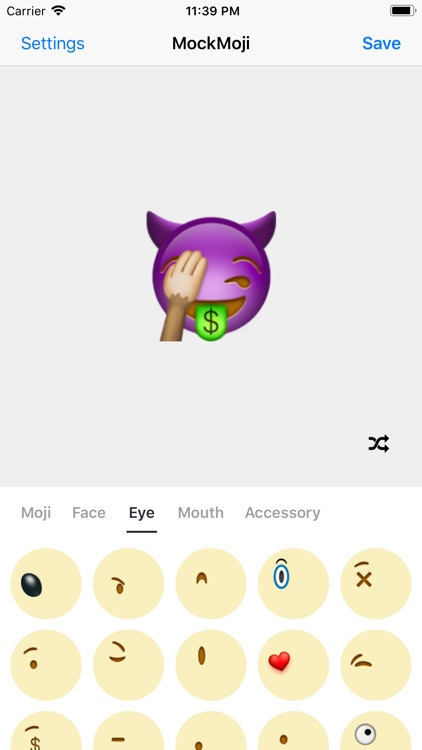 Make your own emoji sticker screenshot-3