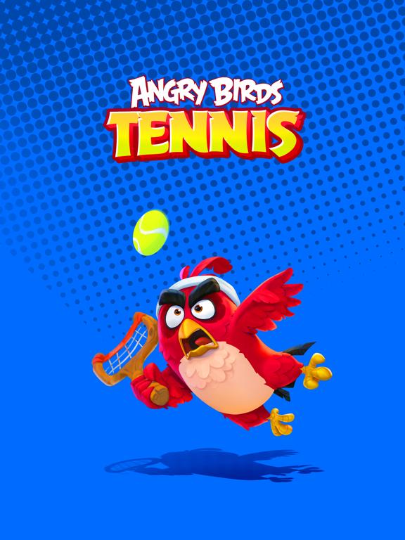 Angry Birds Tennis screenshot 6