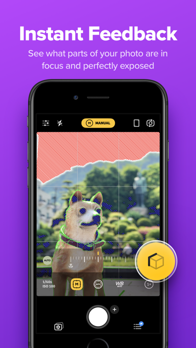 Screenshot for Camera+ 2 in South Africa App Store