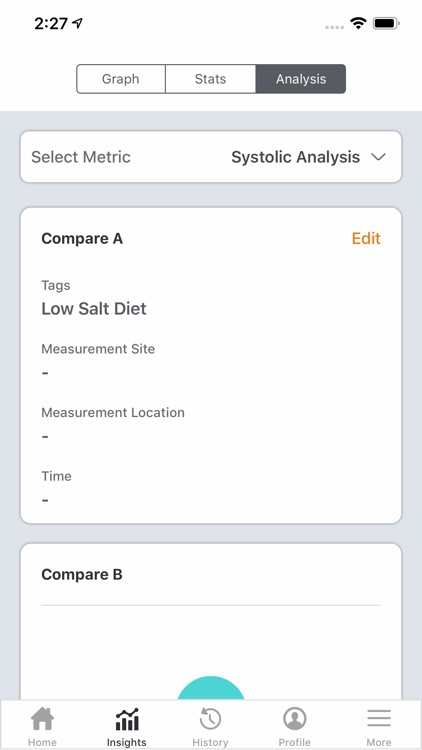 SmartBP - Smart Blood Pressure screenshot-5