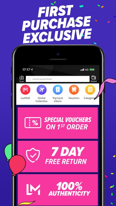 Download Lazada - Birthday Party 27 Mar for Pc