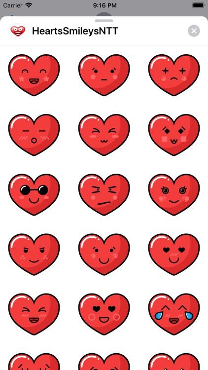 HeartsSmileysNTT