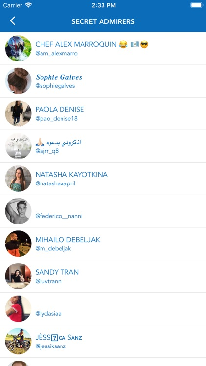 Followers Spy for Instagram AI screenshot-6