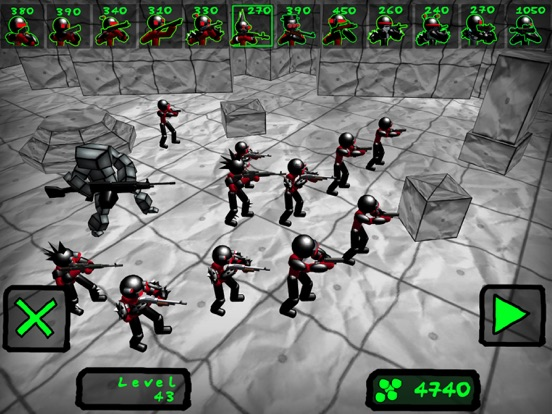 Battle Sim: Stickman Zombie screenshot 6