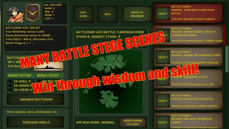 Battleship Ace Battle screenshot-8