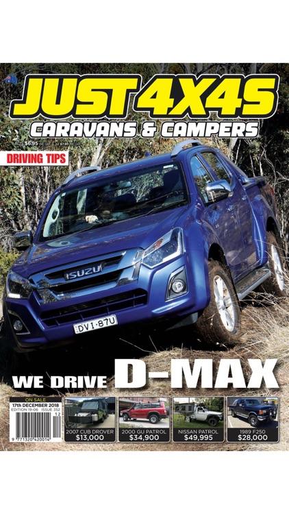 Just 4x4s Magazine screenshot-5