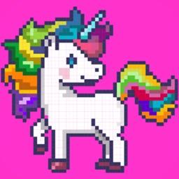 Pix.Color - Pixel Art Coloring