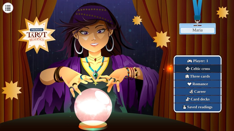 Tarot Readings Premium screenshot-0