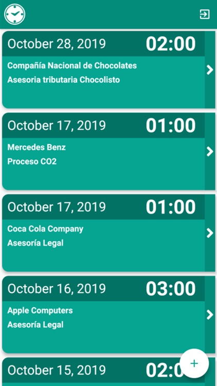 Time Manager screenshot-1