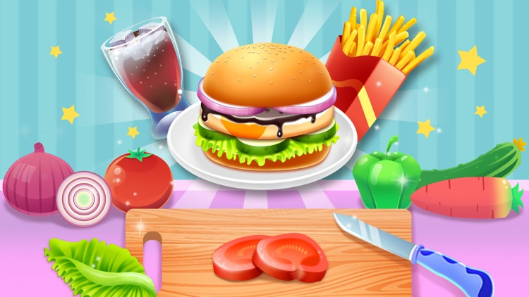 Happy Burger Master screenshot-4