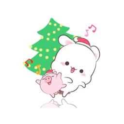 Adorable Bunny Holiday