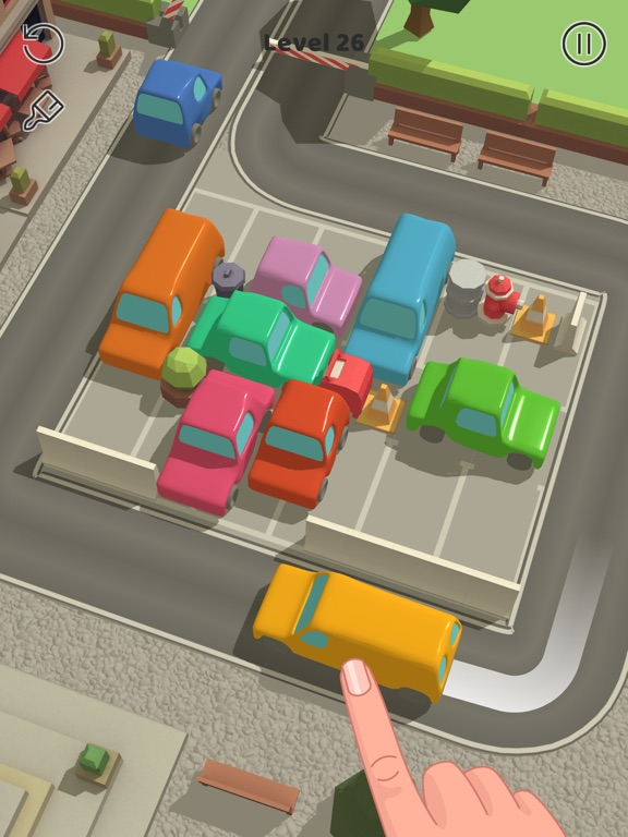 Parking Jam 3D screenshot 8