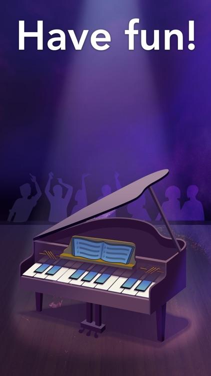 Piano Band: Music Tiles Game screenshot-4