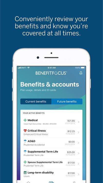 Benefitfocus screenshot-4
