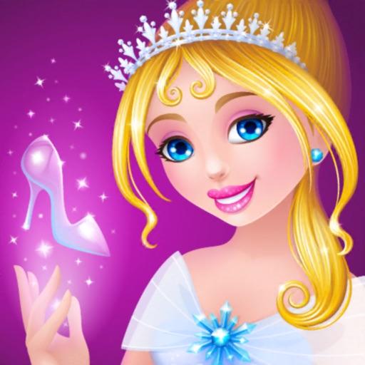 Cinderella Dress Up princesse