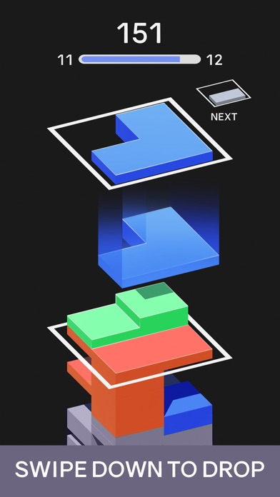 Juicy Stack - 3D Tile Puzzlе screenshot 3