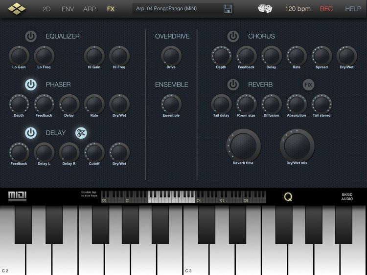 Cube Synth screenshot-4