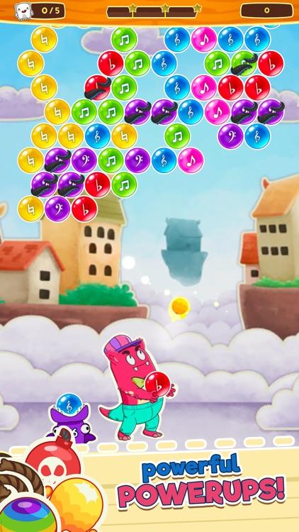 Halloween Games - Monster Pop screenshot-4