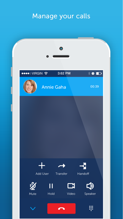 MiCollab for Mobile screenshot three