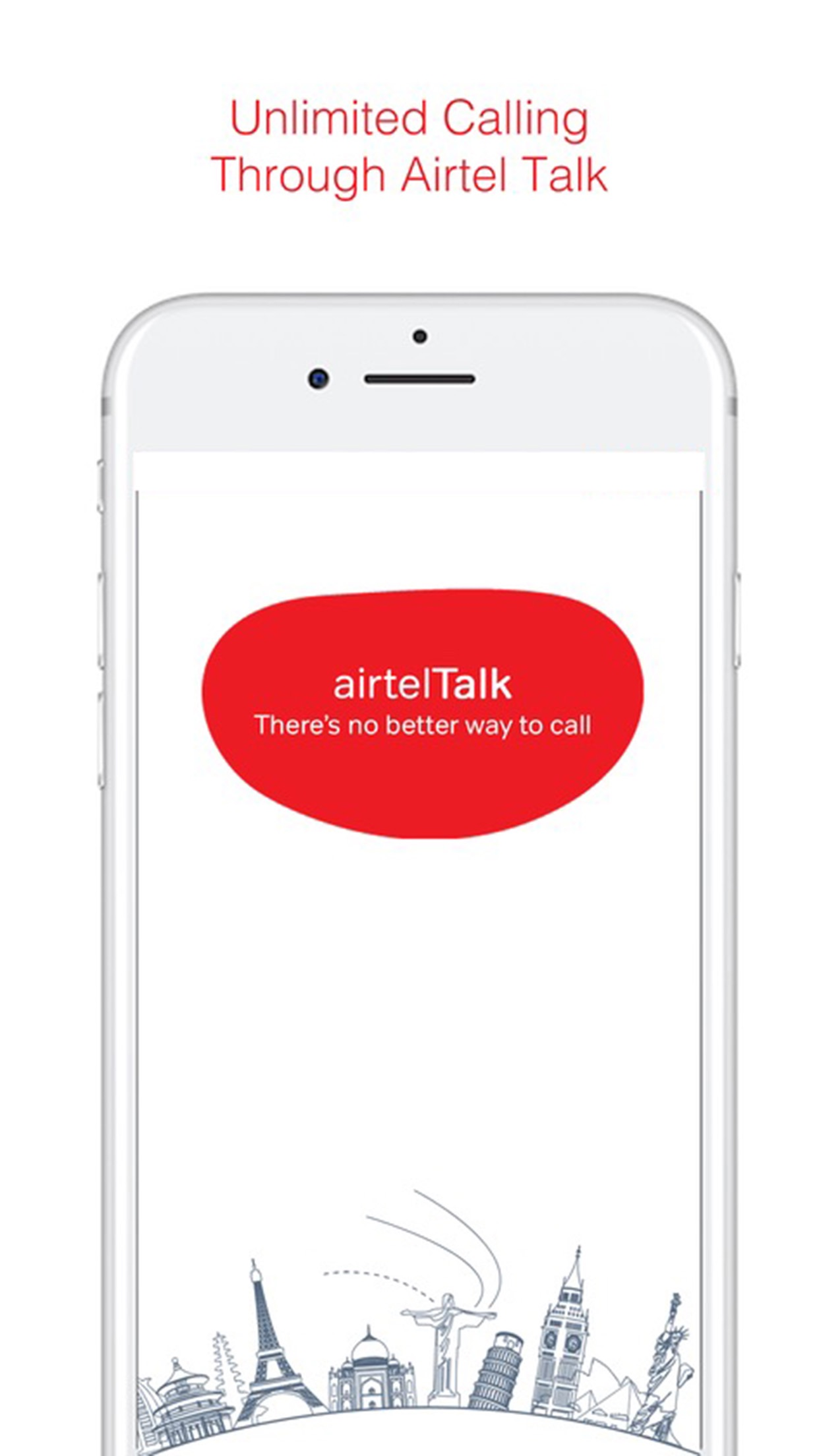 airtel talk. Screenshot