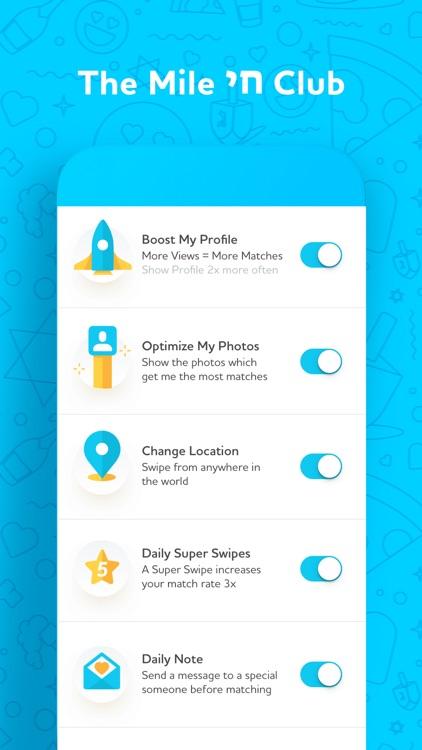 JSwipe - #1 Jewish Dating App screenshot-6