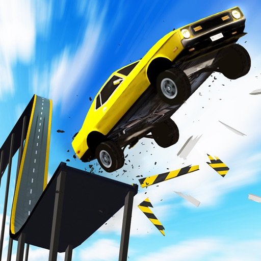 Ramp Car Jumping free software for iPhone and iPad