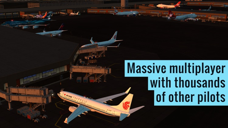 X-Plane Flight Simulator screenshot-0